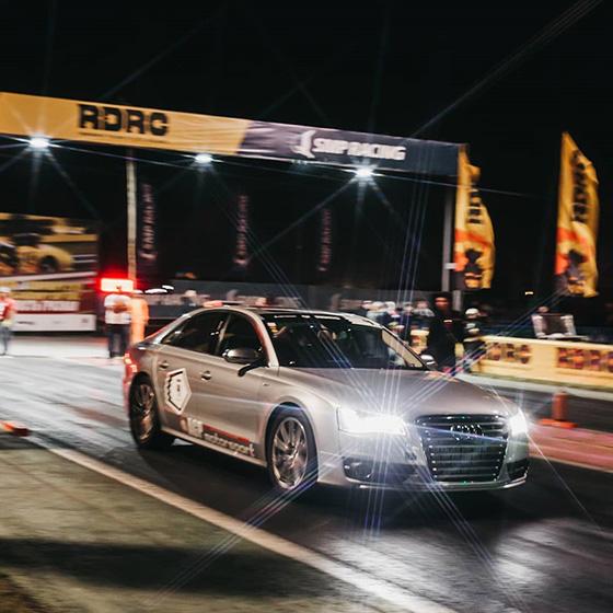 World Fastest Audi S8 4.0TFSI Stage3 AGPmotorsport 1/4mile=9.96sec