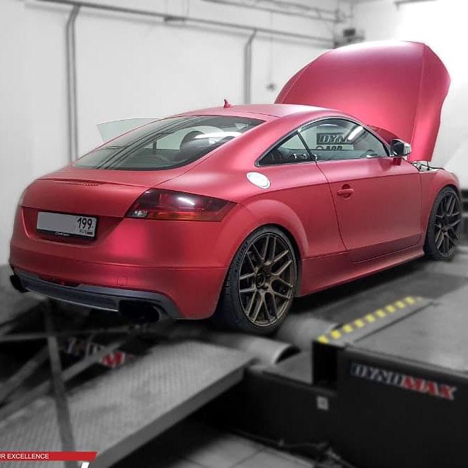 Audi TTS «Knopik» Stage 4 /2.0TFSI / DSGDQ500