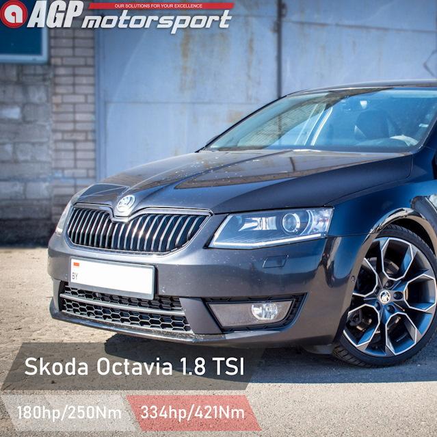 Stage3 Skoda Octavia 1.8 TSI (CJSA)