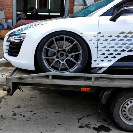 Audi S8(D4) V8 4.0 TFSI 738hp Чип-тюнинг новых моторов RS6, RS7, S8, S6, S7
