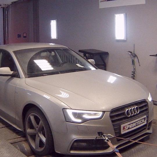 Audi A5 1.8TFSI Gen3 Stage3