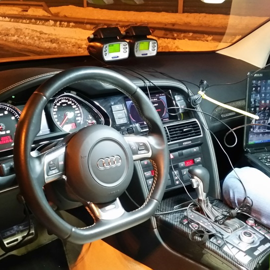 Audi RS6 plus C6 V10 5.0 TFSI Stage3 +