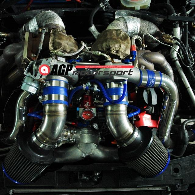 Audi A6 C5 V6 3.0 biturbo full custom