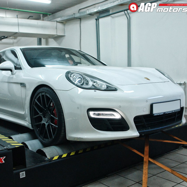 Stage 2 для Porsche Panamera