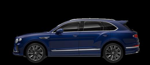 Чип-тюнинг Bentley Bentayga