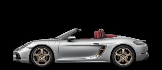 Чип-тюнинг Porsche Boxter