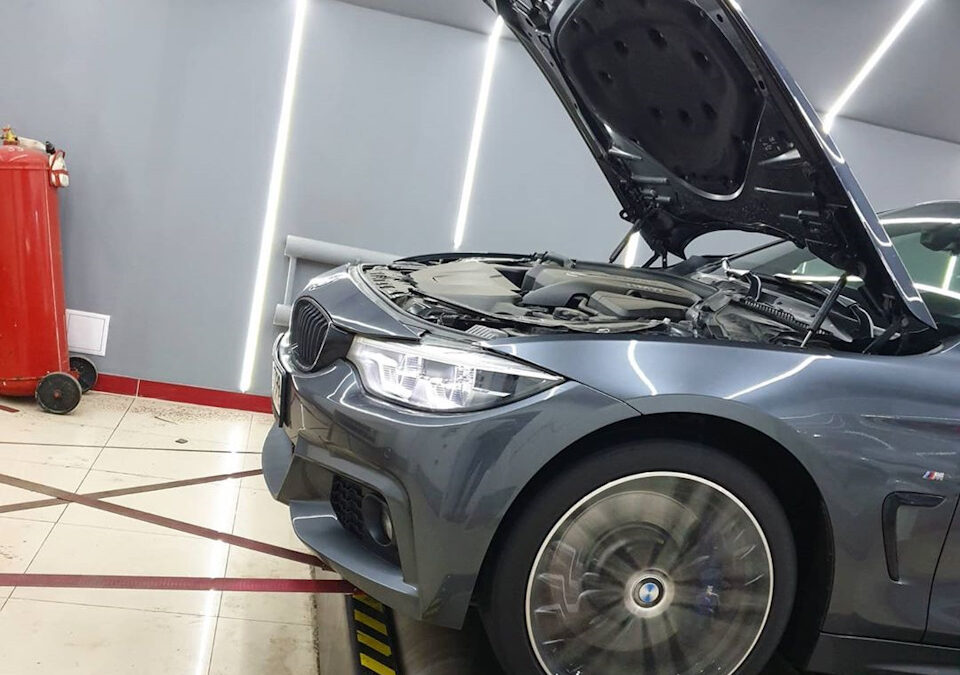 Чип-тюнинг BMW 430i F33 convertible Stage1lite AGP motorsport