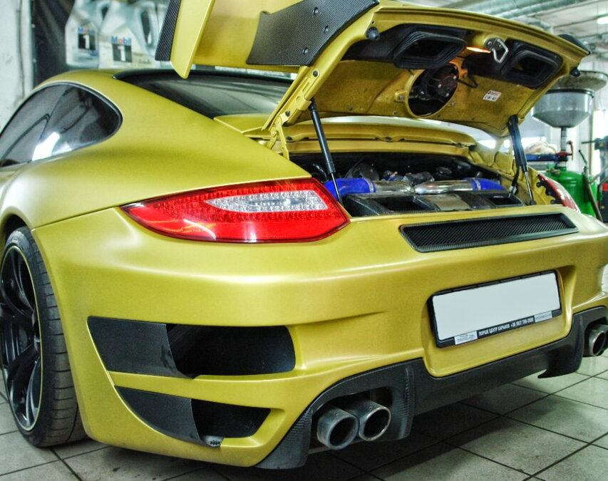 Тюнинг, чип-тюнинг, ремонт и техническое обслуживание Porsche
