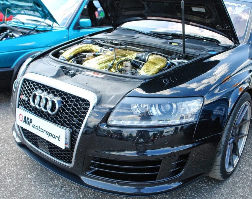 AGP Motorsport на VW & Audi Festival 2016 / Парк Яхрома