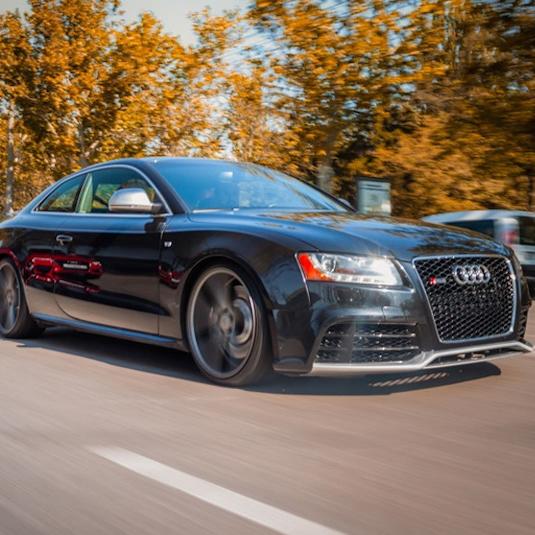 Audi S5 V8 4.2FSI с компрессором TTS -> 565hp
