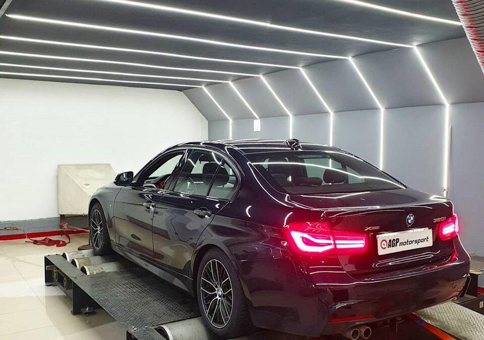 Чип-тюнинг BMW F30Lci 320i с мотором B48