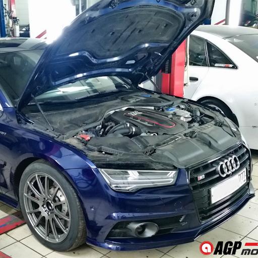 Audi S7 4.0TFSI Stage2
