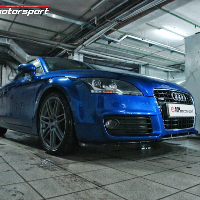 Выхлопная система для Audi TT 8J 3.2