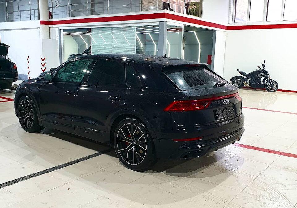 Чип-тюнинг Audi Q8 45TDI 3.0TDI