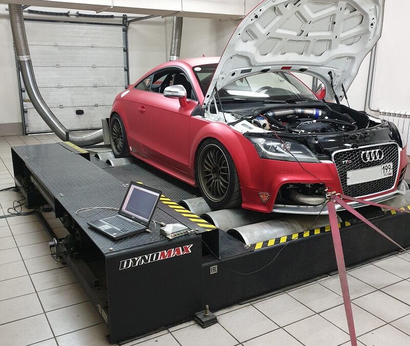 Audi TTS 2.0TFSI Stage4 AGP на UNLIM500