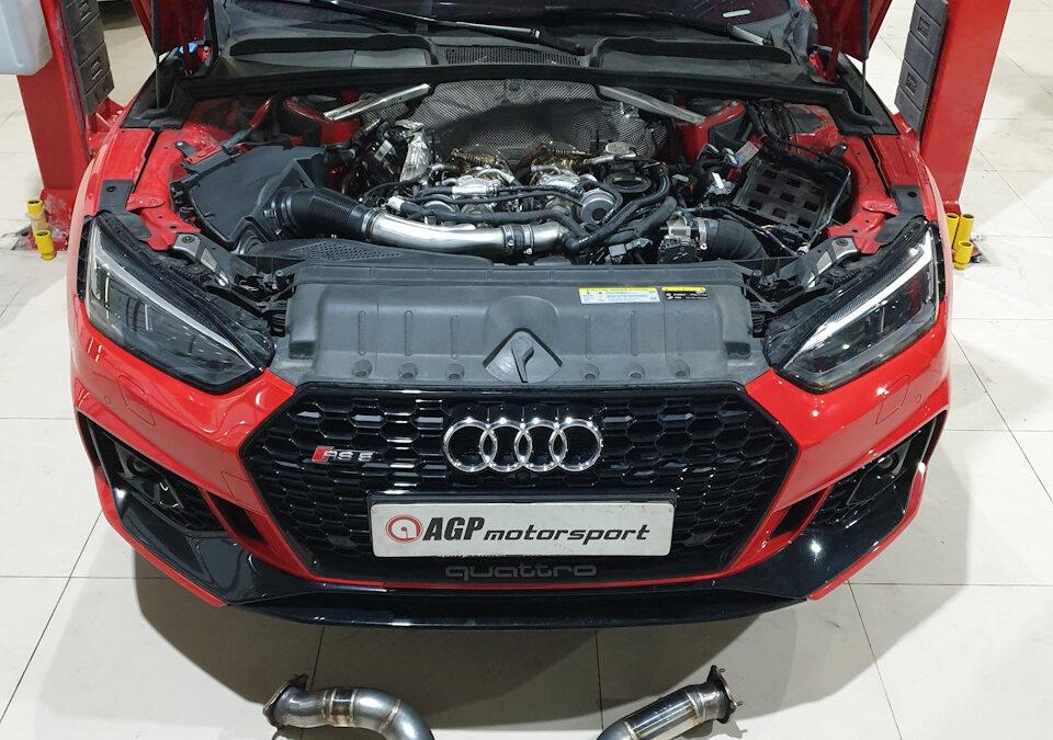 Audi RS5 2.9TFSI Stage2 AGPmotorsport