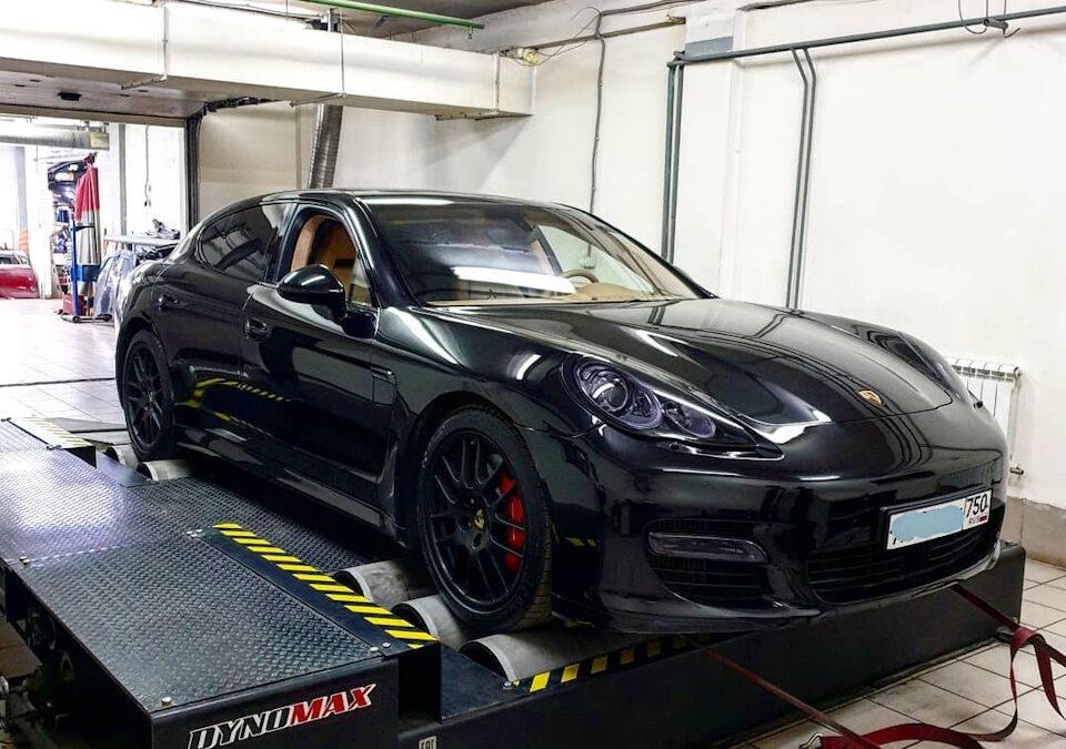Porsche Panamera Turbo Stage2 AGPmotorsport