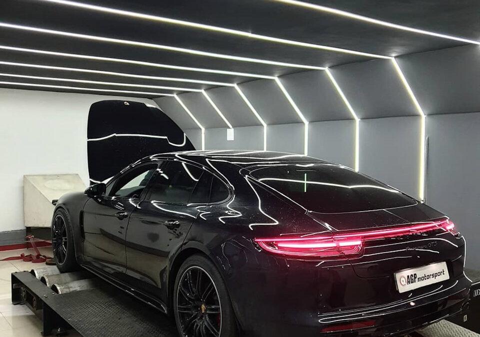 Чип-тюнинг Porsche Panamera GTS new (971) Stage1 AGPmotorsport