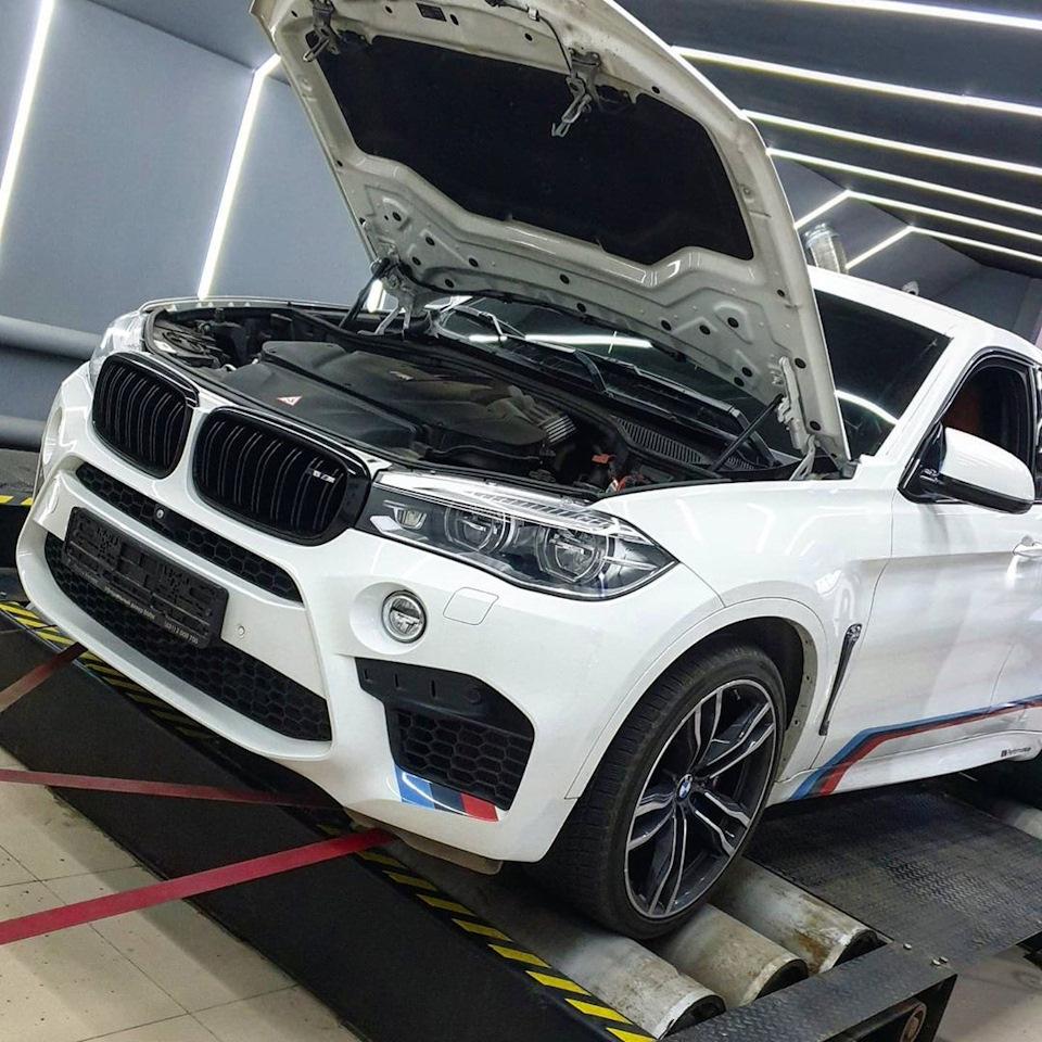 Чип-Тюнинг BMW X6M Stage1 AGPmotorsport