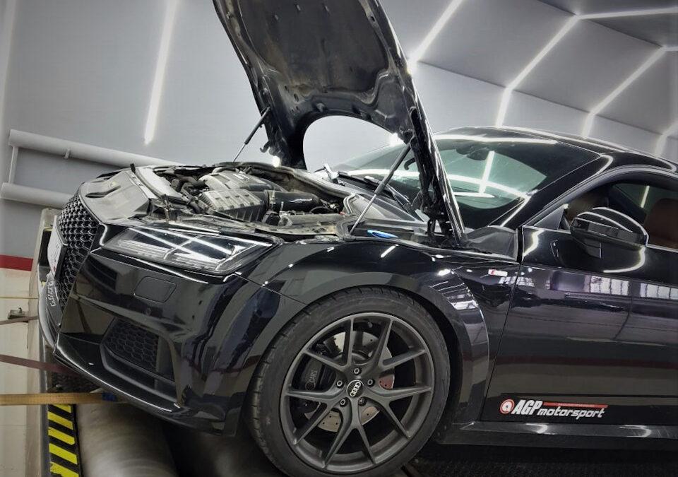 Audi TT 8S 2.0TFSI gen3 Stage3+ AGP 100-200=6.8sec