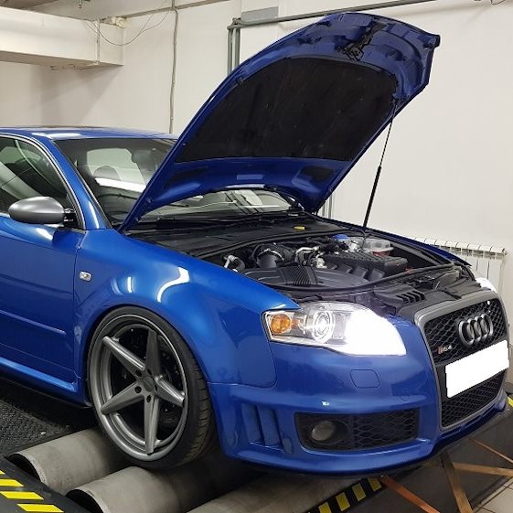 Audi S5/RS4 4.2 V8 PES supercharged