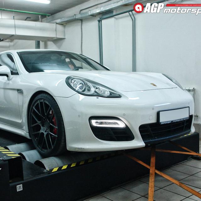 Porsche Panamera Turbo Stage2