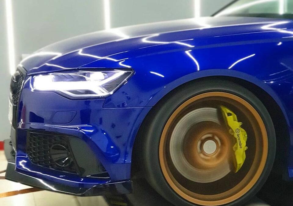 Audi A6 C7 2.0TFSI Stage3 445hp AGP motorsport
