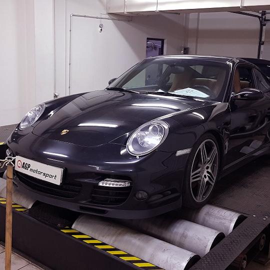 Porsche 911 (997) Stage3 760hp