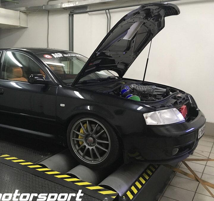 Audi A6 (4B/C5) 2.4 V6 Supercharged 260hp