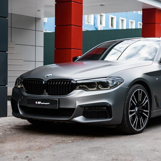 BMW G30 530D STAGE2 AGP detailing studio