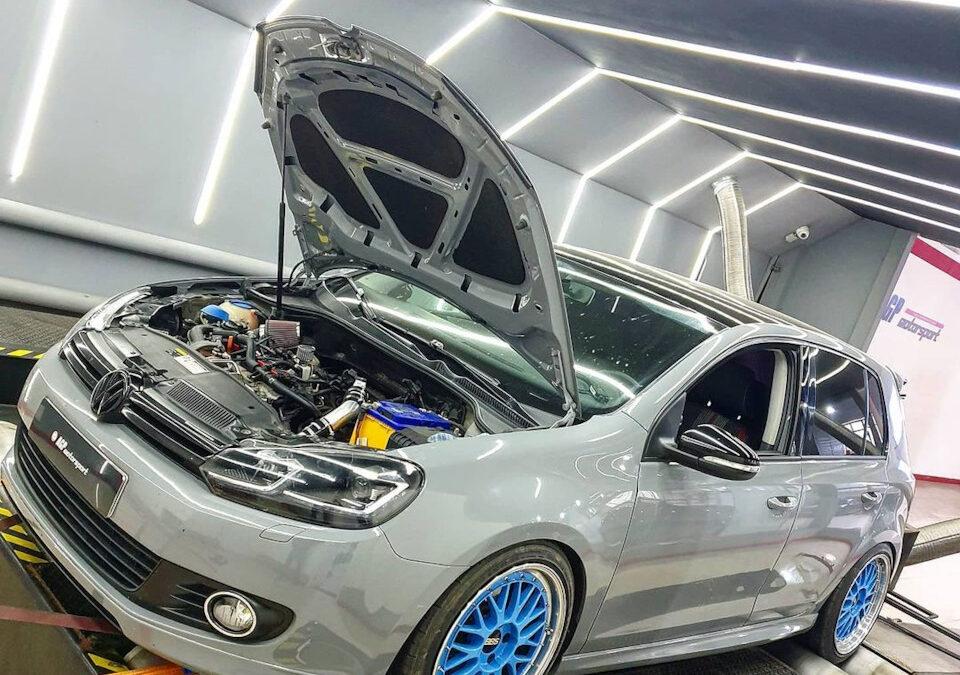 VW Golf6 1.4TSI Stage3 AGPmotorsport