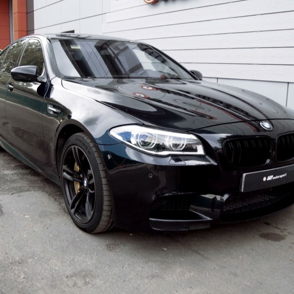 Единственная полноприводная BMW M5 F10 800+hp AGPmotorsport