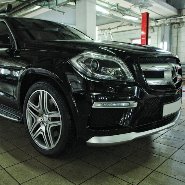 Чип-тюнинг 4.7 biturbo и 5.5 biturbo двигателей Mercedes-Benz в AGP Motorsport