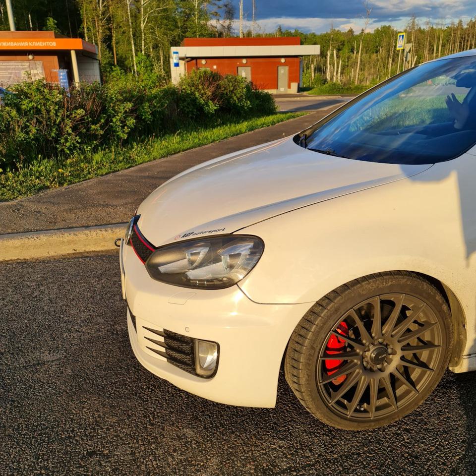 VW GOLF 6 GTI STAGE3 DQ500