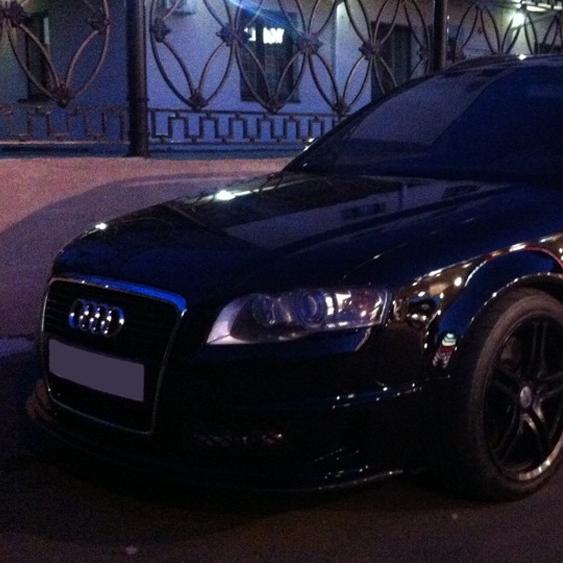 Audi A4 8E / B7 DTM 2.0 T 460hp