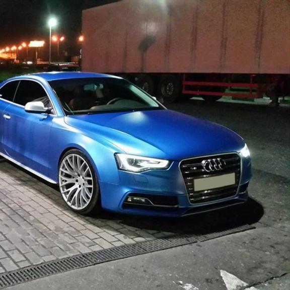 Audi A5 2.0TFSI gen2 Stage3 360hp