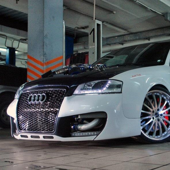 Audi A6 4B / C5 3.0 biturbo 650hp