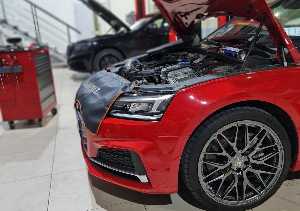 Audi A5 B9 2.0TFSI STAGE3 AGPmotorsport