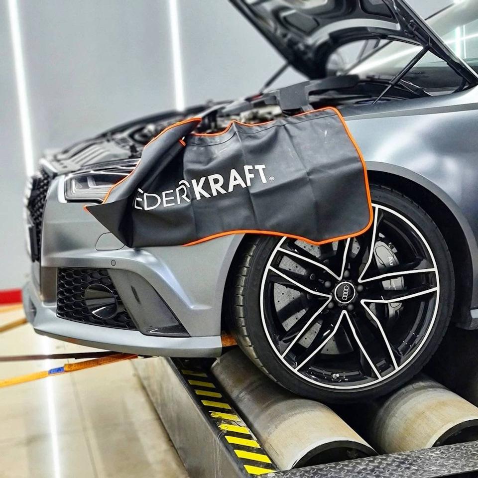 Audi RS6 C7 4.0TFSI Stage2+