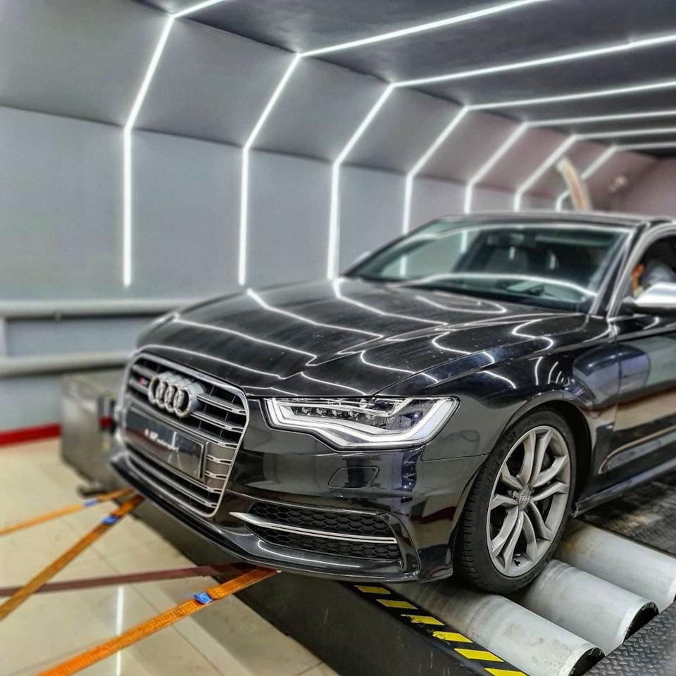Audi S6 C7 Stage2+Etbir