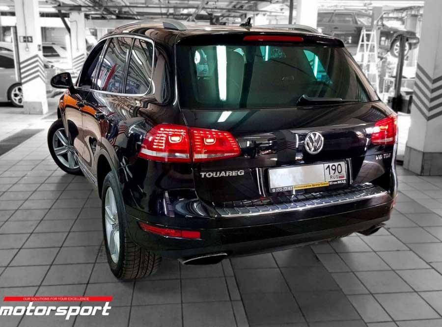 Чип-тюнинг для VW Touareg 3.0TDI Stage 1 - AGP Motorsport