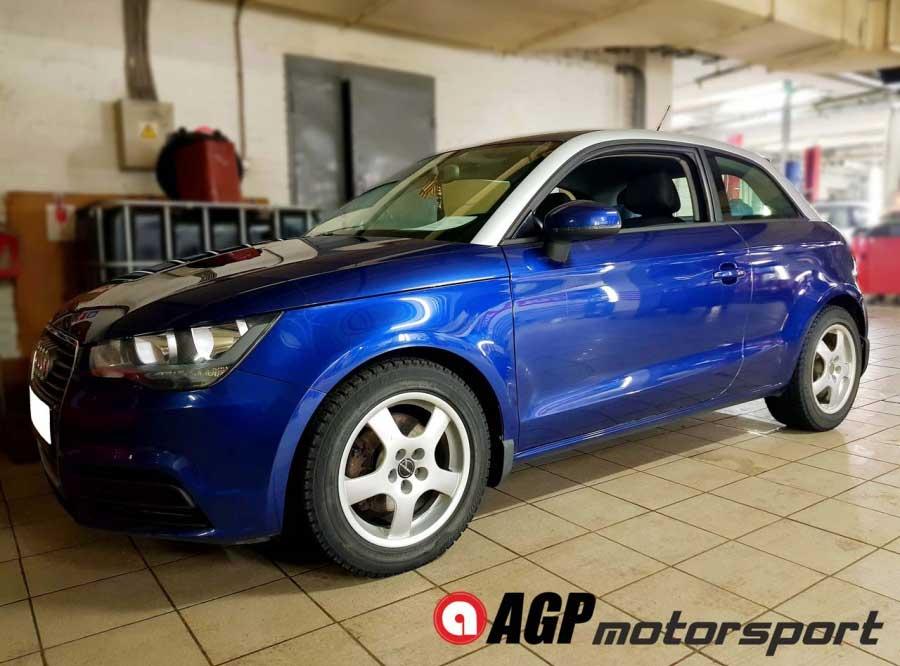 Чип-тюнинг для Audi A1 1.4TFSI Stage 2 - AGP Motorsport