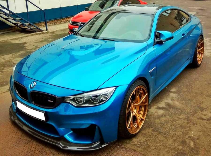 Чип-тюнинг для BMW M4 Stage2+ - AGP Motorsport