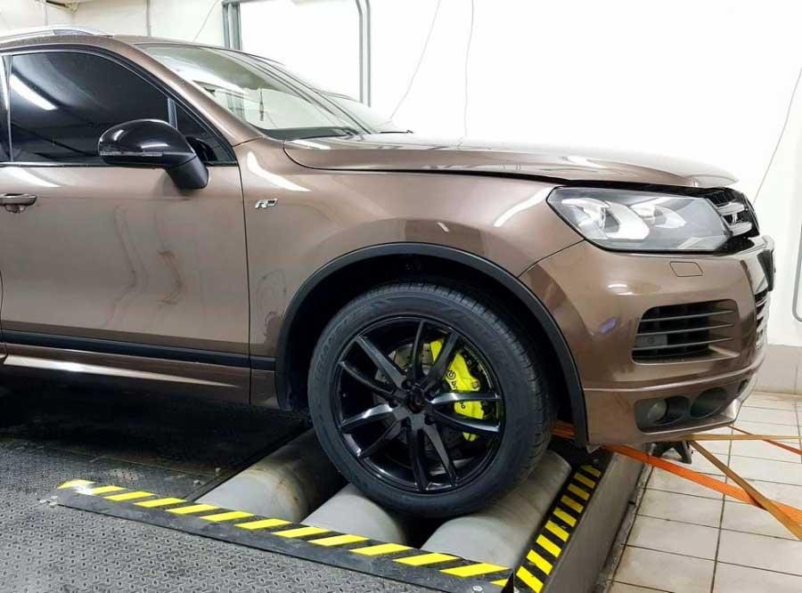 Чип-тюнинг для VW Touareg 3.0TDI Stage 3 - AGP Motorsport