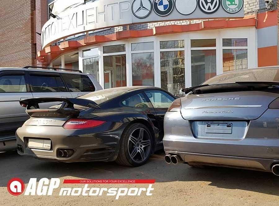 Чип-тюнинг Porsche 911 - AGP Motorsport