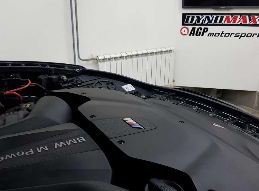 Чип-тюнинг для BMW X5M F85 Stage2 730hp - AGP Motorsport