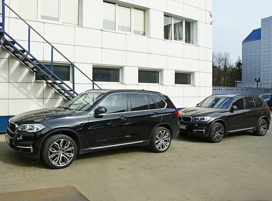 Чип-тюнинг для BMW X5 F15 30D Stage1 и BMW X5 F15 25D Stage1 - AGP Motorsport