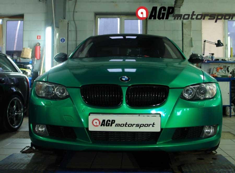 Чип-тюнинг для BMW 335i - AGP Motorsport