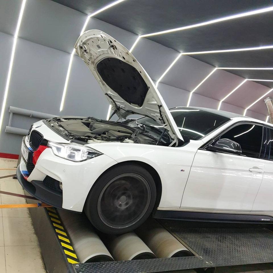 BMW F30Lci 320i B48 184hp Stage2 | AGPmotorsport