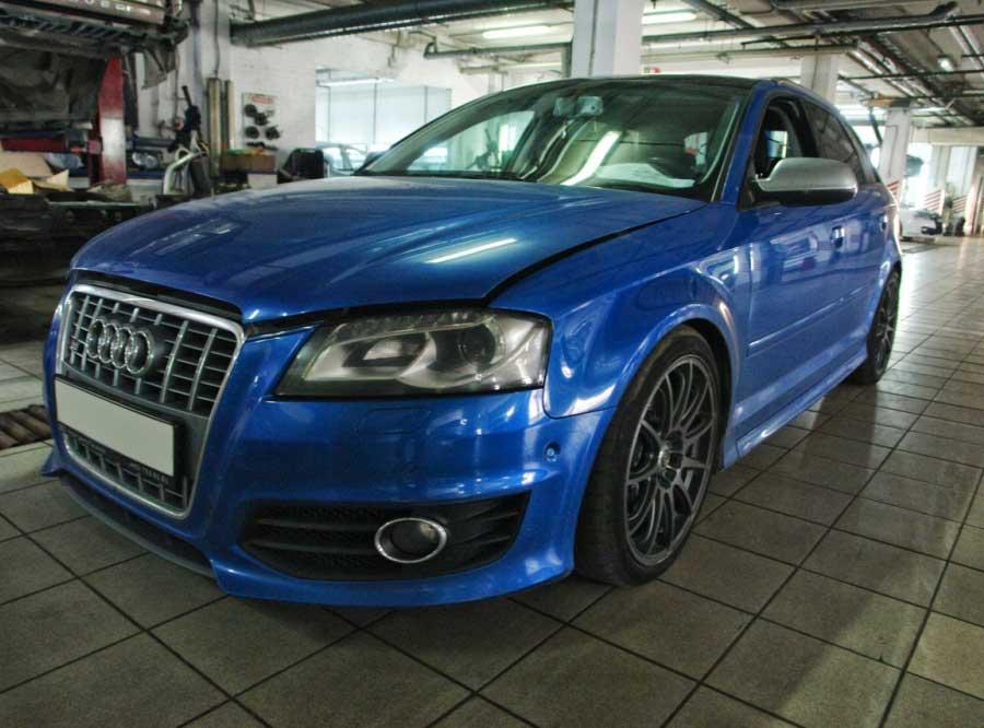 Чип-тюнинг для Audi S3 8P 2.0TFSI - AGP Motorsport